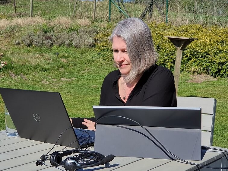 Tania Emmerechts - Virtual assistant